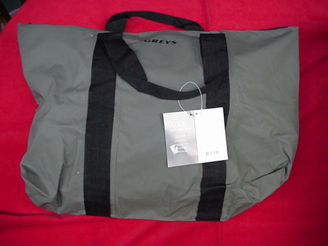 Hardy Greys Waterproof Wet Gear Bag Large Great