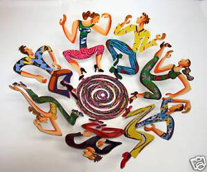 David-Gerstein-Disco-Bowl-Metal-Modern-Wall-Sculpture