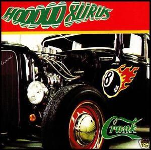 HOODOO GURUS - CRANK Deluxe Edition CD w/BONUS Tx *NEW*