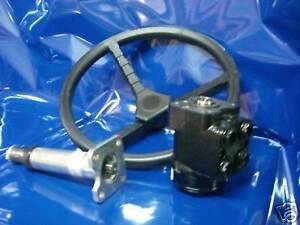 Kramer 311 312 312SL Danfoss Hydrostat alternativ  ZF Lenksteuergerät