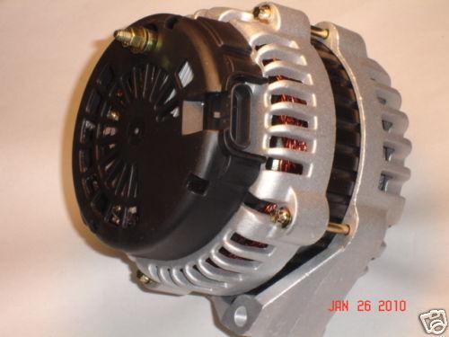 300 Amp Chevy Alternator Gmc Cadillac Isuzu Buick Upgrade High Amp Output Hd