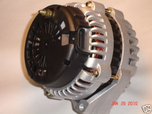 300 Amp Chevy Alternator Gmc Cadillac Isuzu Buick Upgrade High Amp Output Hd