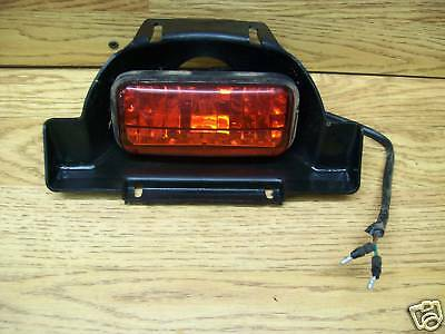 HONDA RUBICON TRX 500 OEM Left Tail Light #16B129