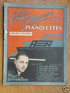piano-jazz-BILLY-MAYERL-eskimo-shivers-pianolettes