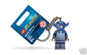 NEW-LEGO-Atlantis-MANTA-WARRIOR-852775-Key-Chain