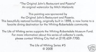 WHITING-INDIANA-Life-of-Whiting-Card-5-Johns-Pizza