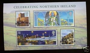 GB-2008-Celebrating-Northern-Ireland-MNH-M-S-Sheet