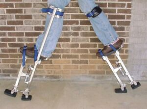 Tru-Stride-Stilts-PC-Stilts-Stilts-Plastering-Stilts-Drywall-Stilts