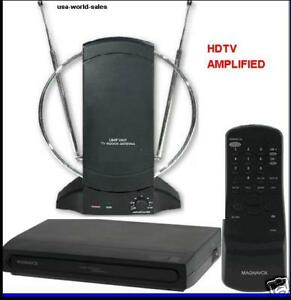 how to set up analog tv antenna