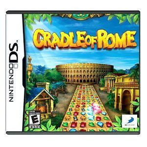 Cradle Of Rome for Nintendo DS NDS DSi XL (100% Brand New)