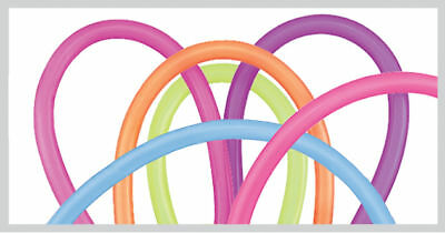 50-pack-260Q-Qualatex-Mix-Modelling-Balloons-Latex-Helium-Long-Puddle-Twisting