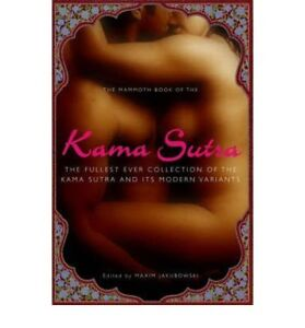 The Mammoth Book of the Kama Sutra - BRAND NEW