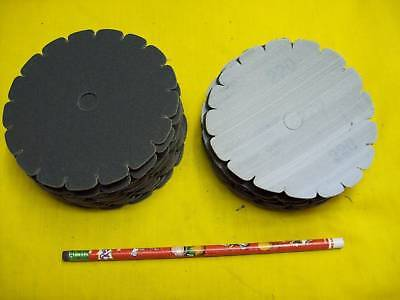50 - 5 Sanding Discs Sander Floor Wood Auto Hook & Loop Pro Cut Usa