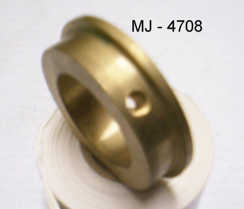Brass Bushing / Collar (NOS)