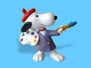 Maler Snoopy  22236 Schleich