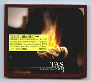 TAS-034-The-Absolute-Sound-2003-034-Stockfisch-Audiophile-CD-Made-in-Germany-Brand-New