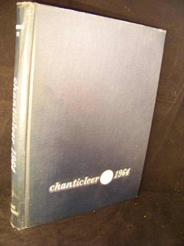 Chanticleer, 1964 Duke University Yearbook. Durham, NC