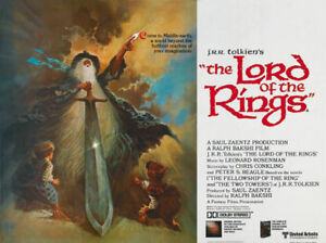 Ralph-Bakshi-039-s-The-lord-of-the-rings-cartoon-poster-print-31
