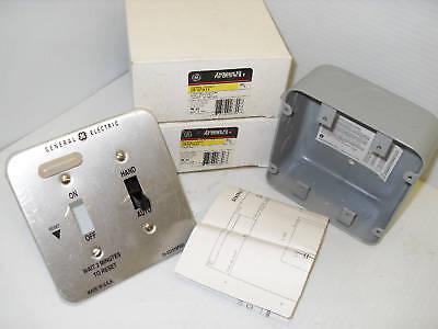 Ge Cr101x14 Auto Switch Cr101x14 2-gang Box Cr101y