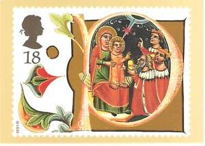 wbc-GB-PHQ-CARDS-1991-CHRISTMAS-COMP-SET-MINT