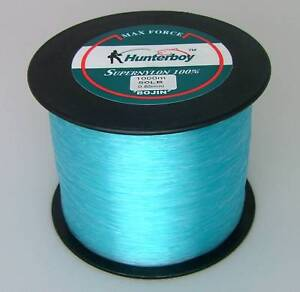 HUNTERBOY MAXFORCE SUPER NYLON FISHING LINE 1000M 50lb