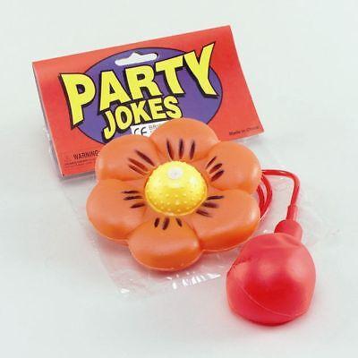 Clown Joke Water Squirt Flower Fancy Dress Trick Fancy Dress Accessory - Flower Squirt