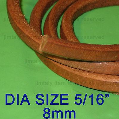 100ft Sewing Machine Leather Treadle Belt Belting 5/16