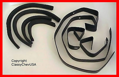 1947-54 Chevy Truck Front Inner Fender Gaskets 108-47