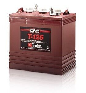 6 volt deep cycle battery ebay autos post for Interstate deep cycle trolling motor battery