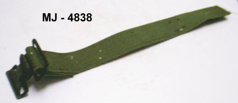 Webbing Strap with Metal Buckle (NOS)