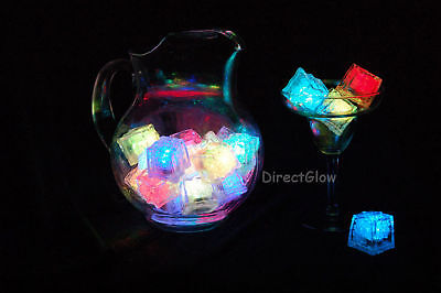 Set of 12 Litecubes RAINBOW Light up LED Ice Cubes on Rummage