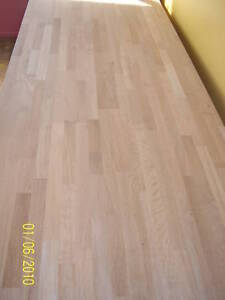 Hardwood Timber Kitchen Benchtops - OAK!!! - NEW 1.20m x 0.62m