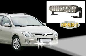 Universelles LED Tagfahrlicht z.B. Hyundai i30 i 30 (ab 2007) TFL Tagesfahrlicht