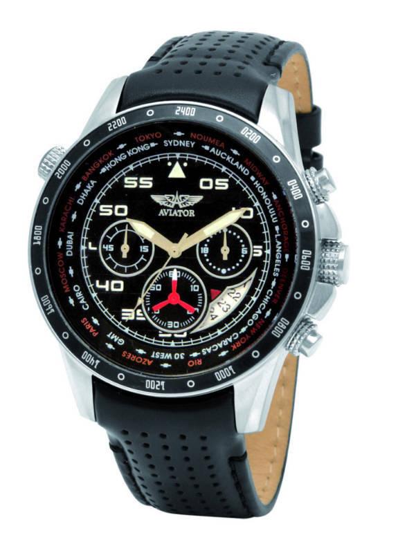 aviator new mens watches chronograph g59 ebay