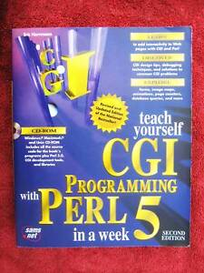TEACH-YOURSELF-CGI-PROGRAMMING-WITH-PERL-5