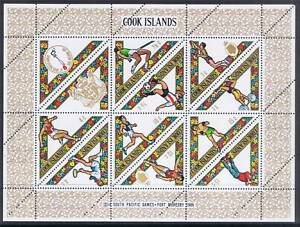 Cook-Is-1969-South-Pacific-Games-MS-SG-305-MNH