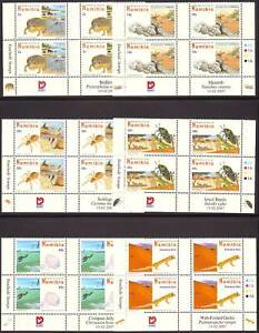 Namibia-2007-4th-Definitive-Biodiversity-NHM-C-Blocks