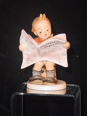 Hummel  Latest News  Hum  184  Philadelphia Inquirer  Very Rare Title  Mib