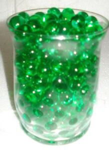 soft gel water beads crystals flowers/candles/crafts/colorful floral arrangement