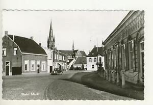 Ak Budel. Marktplatz-Ansicht, ungelaufen 1965