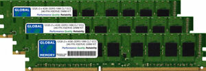 12GB 3 x 4GB DDR3 1066MHz PC38500 240PIN ECC UDIMM RAM KIT FOR XSERVE 2009 - <span itemprop='availableAtOrFrom'>Bolton, United Kingdom</span> - Cancellations and Re-schedules The buyer has 30 days to change their mind without penalty as long as the item hasn't been opened and/or used. Faulty or incompatible items can also be ref - <span itemprop='availableAtOrFrom'>Bolton, United Kingdom</span>