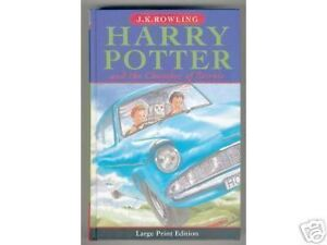 HARRY POTTER CHAMBER OF SECRETS UK FIRST EDITION 1st HB