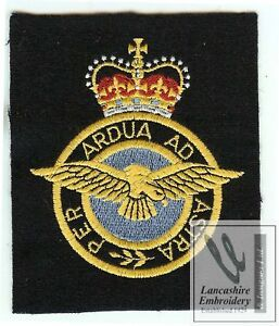 New-Lancashire-Embroidery-Royal-Air-Force-Blazer-Badge