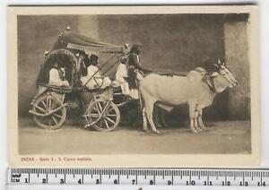 Cartolina-Estera-India-carro-nuziale-2340