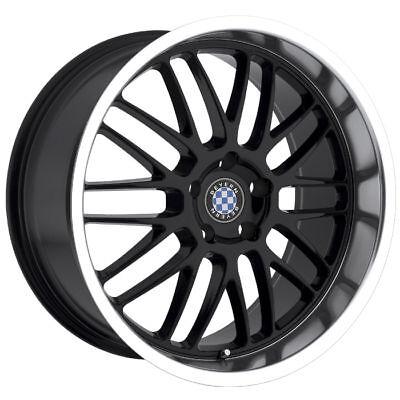 18 Staggered Black Beyern Mesh Wheels Rims 5x120 Bmw 3 Series E90 E92 335 328