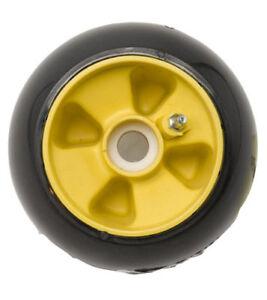 John-Deere-Mower-Deck-Gage-Wheel-AM115488-OEM-New