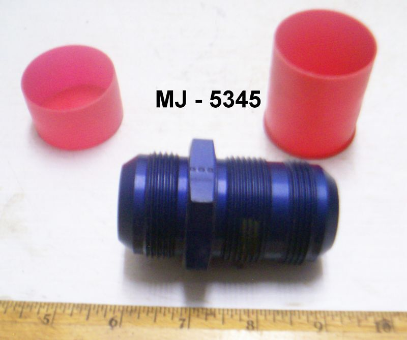 Aluminum Tubing Coupling - AN832 (NOS)