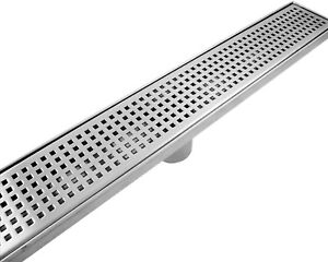 1500mm-S-S-Bathroom-Shower-Grate-Drain-Centre-Square