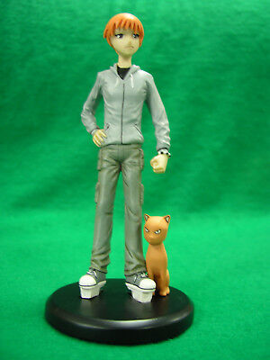 Fruits Basket Kyo Sohma Statue grey swater exclusive
