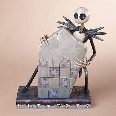 Jim Shore Nightmare Before Christmas ~ Jack Skellington Figurine 4013977